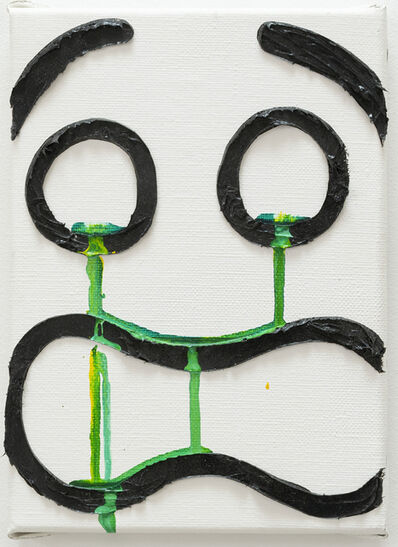 Jack Burton, 'Cry Green', 2018