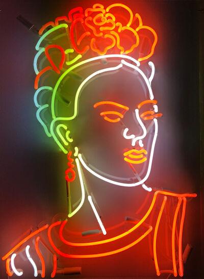 Indira Cesarine, 'Frida', 2018