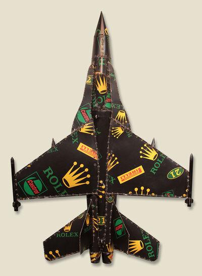 Jorg Dubin, 'F-18-R3', 2017
