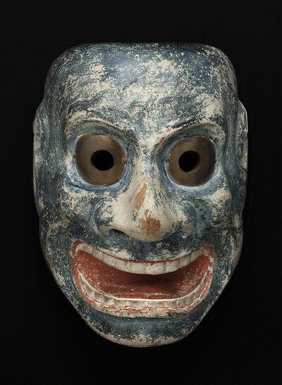 Unknown Artist, 'Japan - Shrine Mask, Otobide', 19th C.