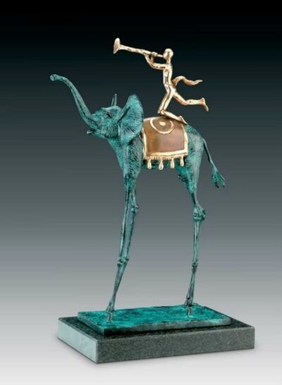 1077d6d8868 Salvador Dalí  Elephants - For Sale on Artsy