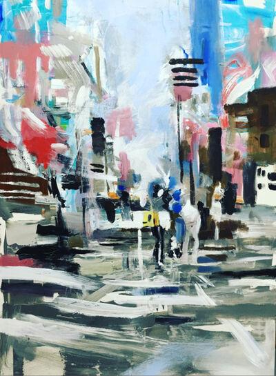 Brad Robson, 'Bushwick Sketches Series (4)', 2016