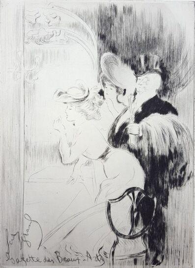 Louis Legrand, 'La Loge', 1911