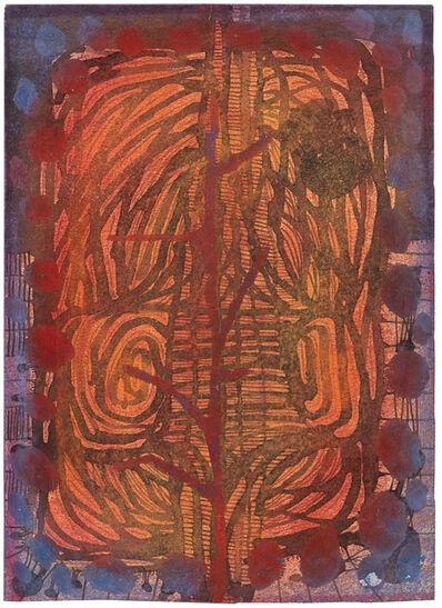 Yayoi Kusama, 'The Flower No. 2', 1952