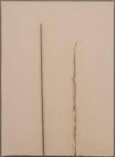 Lee Ufan, 'From Line', 1973