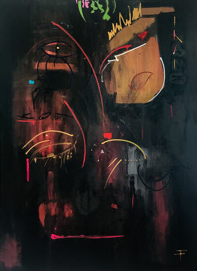 Franz Klainsek, 'immortal', 2018