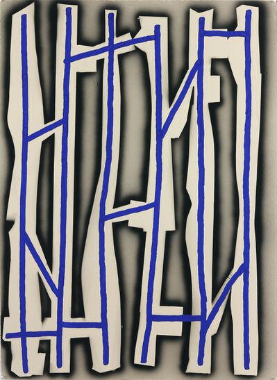 Shaun O'Dell, '4.Painting', 2015