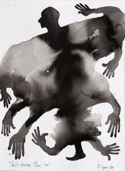 Barthélémy Toguo, 'He`s worse than me', 2009