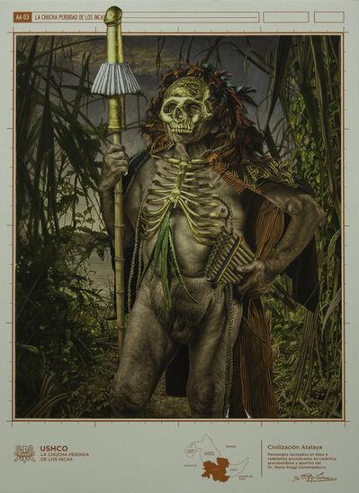 Fernando Gutierrez Huanchaco, 'Image of Civilization (Carcancha)', 2015