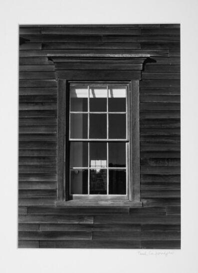 Paul Caponigro, 'Window'