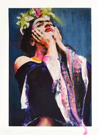 Lita Cabellut, 'Frida', 2019