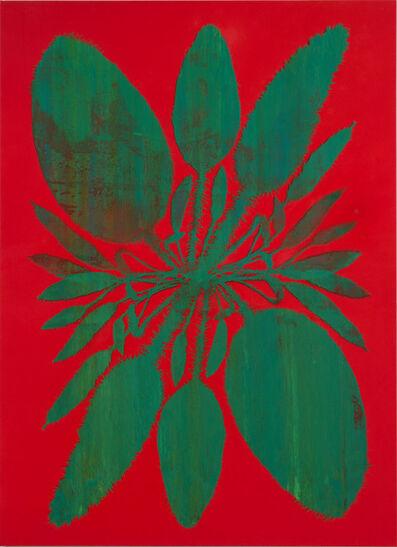 Philip Taaffe, 'Double Acrosticum (Vermilion)', 2014