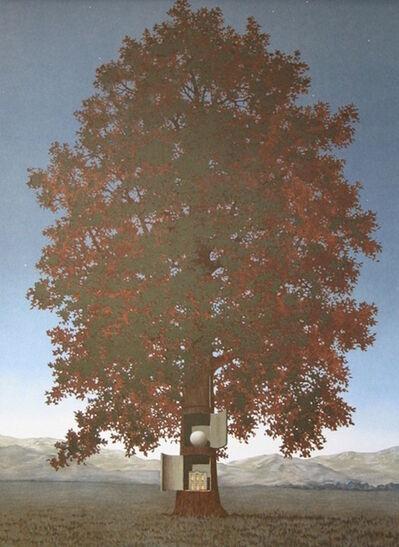 René Magritte, 'La Voix Du Sang', 1959/2002