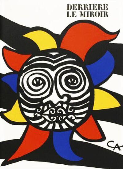 Alexander Calder, 'Lithograph for Derriere ', 1966