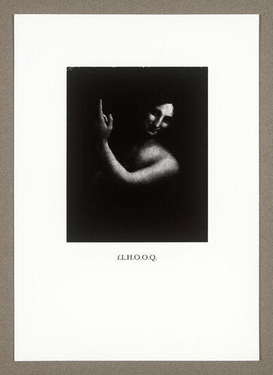 Jan Vercruysse, 'Une Histoire Moderne', 2011