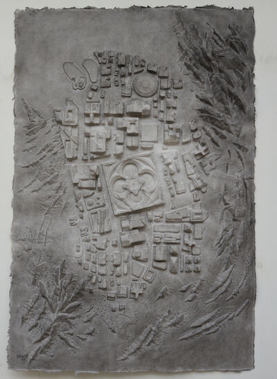 Qiu Zhijie, 'God's Stronghold throughout the City', 2015