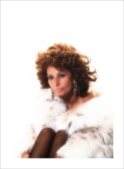 Gary Bernstein, 'Sophia Loren', 1994
