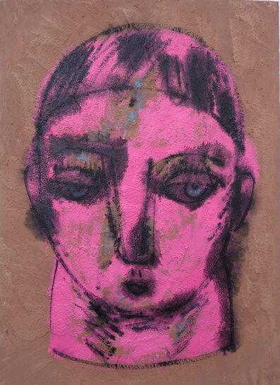 Dumitru Gorzo, 'Head 5', 2017