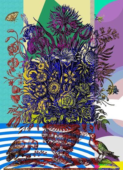 Susan Goldman, 'Flower Arrangement III', 2020
