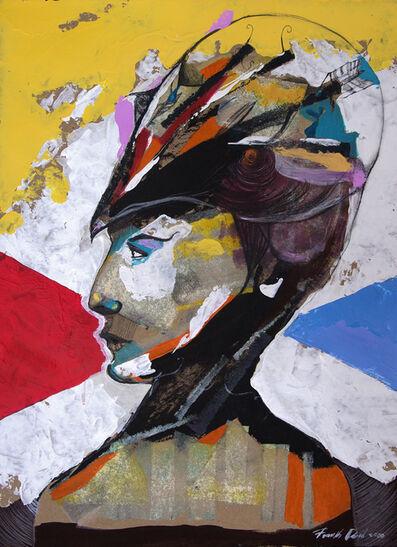 Frank David Valdés, 'El busto y la etiqueta / Bust and tag', 2020