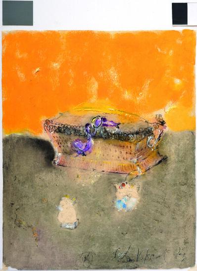 SRĐAN VUKČEVIĆ, 'The Midday Sun', 2009