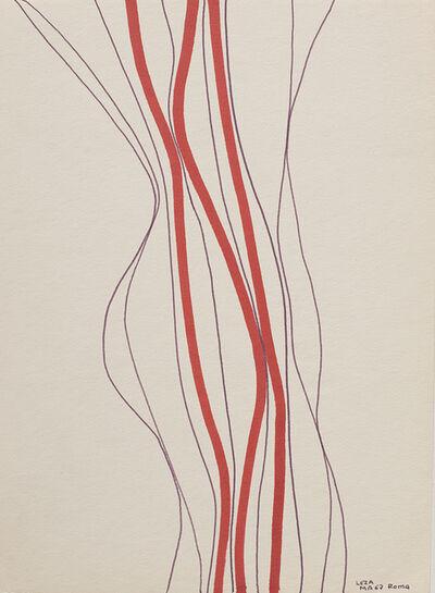 Jorge Lezama, 'Roma', 1967