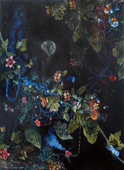 Dolly Thompsett, 'Huddle', 2015