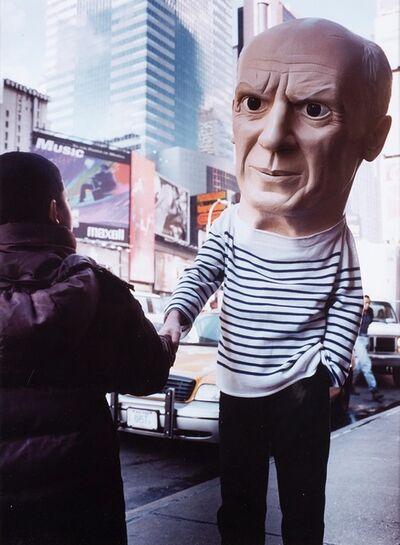 Maurizio Cattelan, 'Picasso', 2000