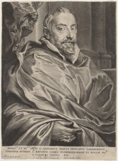 Anthony van Dyck, 'Anton Triest', 1632