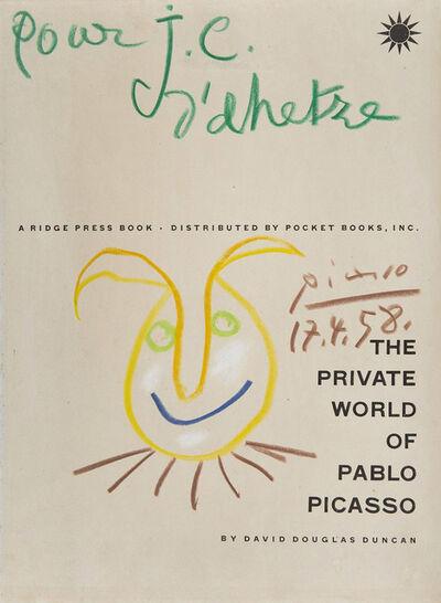 Pablo Picasso, 'Tête de faune', 1958