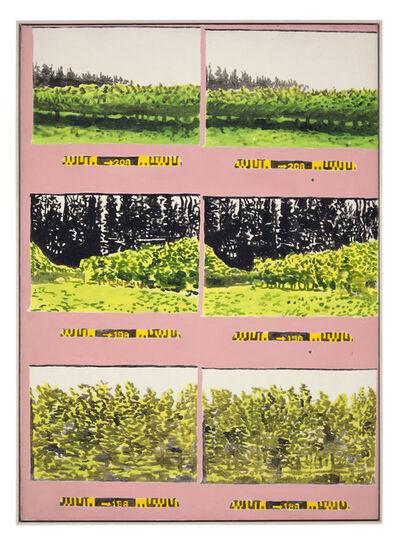 David Reeb, 'Landscape', 1996