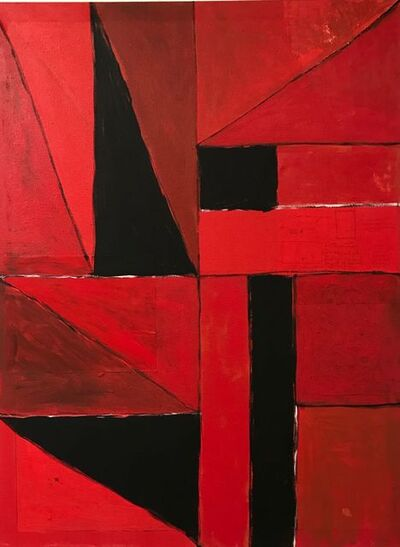 Sam Fryer, 'Untitled, Red', 2017