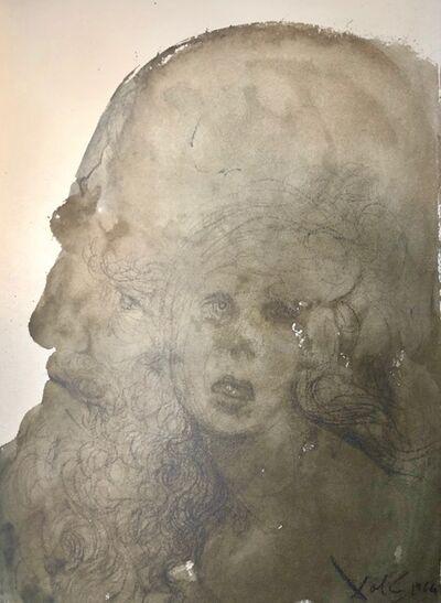Salvador Dalí, 'Ahasuerus Loved Esther Greatly , 'Asseurus Adamavit esther', Biblia Sacra', 1967