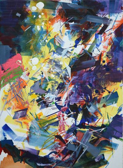 Virginie Bailly, 'Interpuncties P32 [Matthew]', 2016