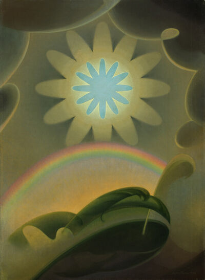 Agnes Pelton, 'Sand Storm', 1932