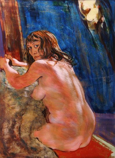 Fritz Aigner, 'Hannelore Rückenakt (Hannelore Back view nude)', 1974
