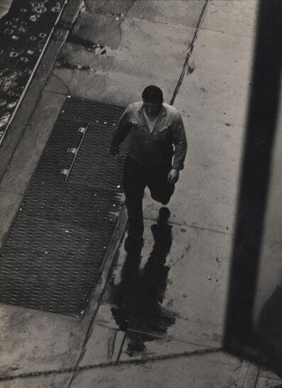 David Vestal, 'From 133 West 22nd St., New York', 1960