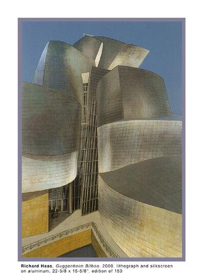 Richard Haas, 'Guggenheim, Bilbao', 2000