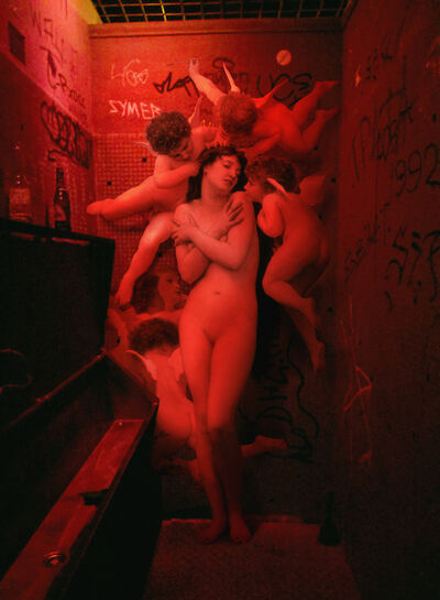 Alexey Kondakov, 'Love hit (in the night club)', 2020