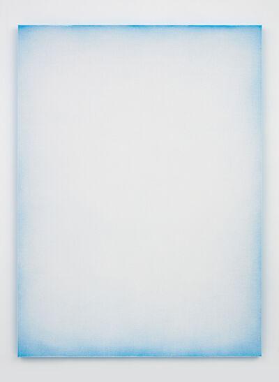 Thomas Wachholz, 'CYAN 100/0/0/0', 2015