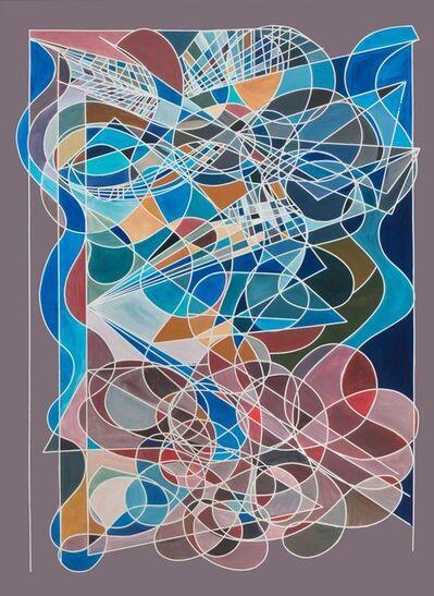 Cecilia Biagini, 'Futurism', 2017