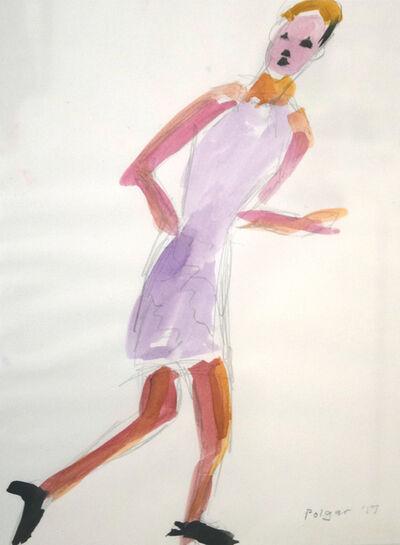 Christopher Polgar, 'Moving Figure', 2017