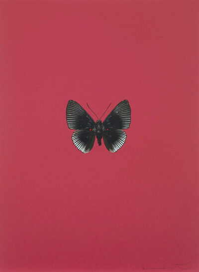 Damien Hirst, 'It's a Beautiful Day (red)', 2013