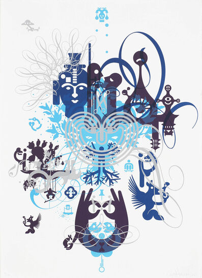 Ryan McGinness, 'Soma 3', 2012