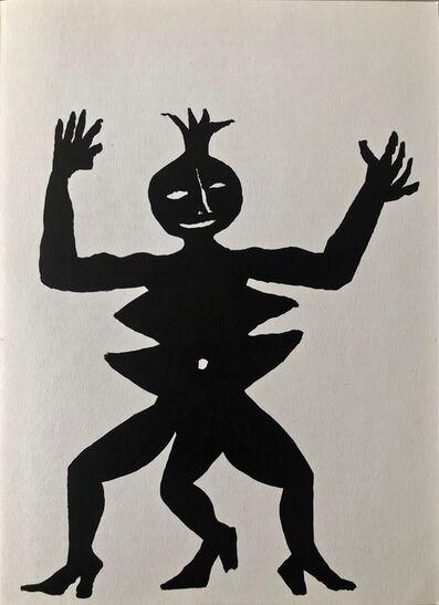 Alexander Calder, 'Crags et Critters', 1975