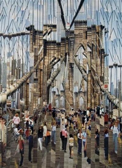 Serge Mendjisky, 'Pont de Brooklyn', 2015
