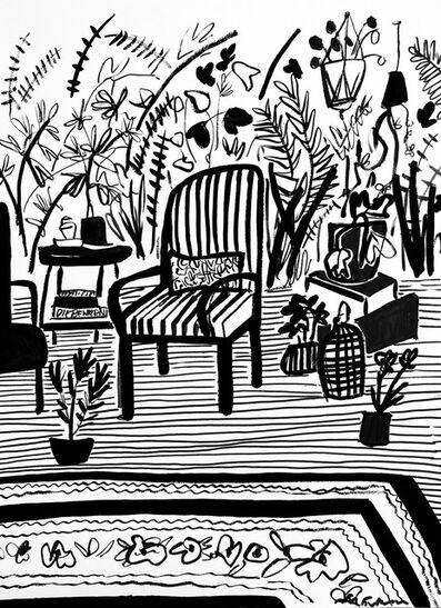 Mary Finlayson, 'Garden Chair', 2020