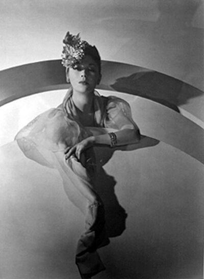 Horst P. Horst, 'Lanvin Fashion, Paris', 1937