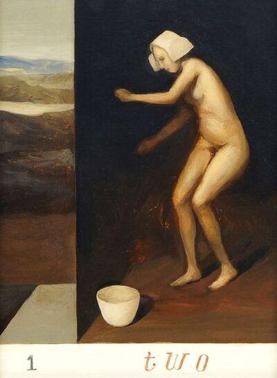 Alan Macdonald, 'First Light and The Well', 1996