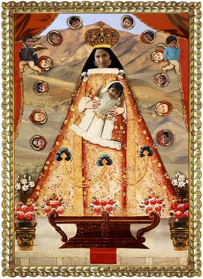 Ana de Orbegoso, 'Urban Virgins:  Virgen Del Belen', 2006-2020